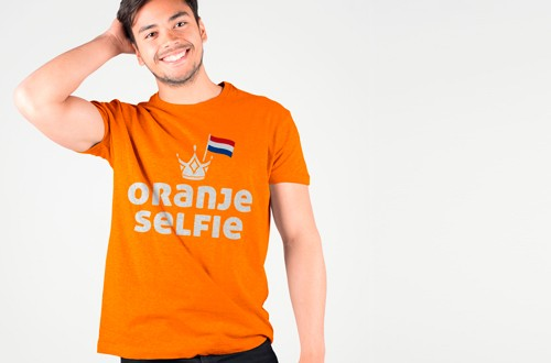 Oranje collectie
