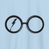 Camiseta Harry Potter gafas