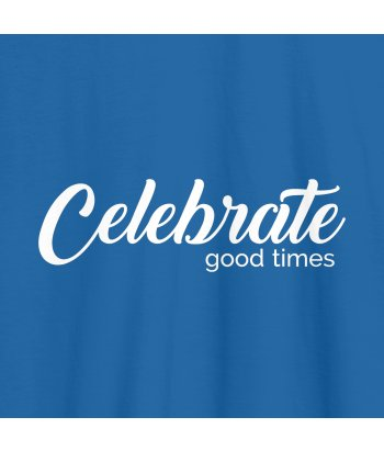 Camiseta ochentera Celebrate good times