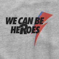 Camiseta We Can Be Heroes Bowie