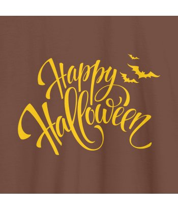 Camiseta divertida Happy Halloween