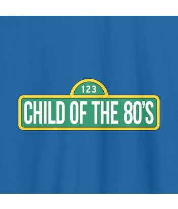 Camiseta retro Child of the 80s