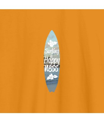 Surfing Is Happiness T-Shirt