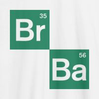 Camiseta Breaking Bad elementos