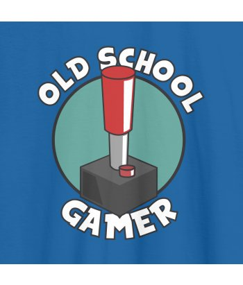 Camiseta retro Old School Gamer