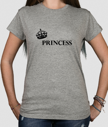 Camiseta princess