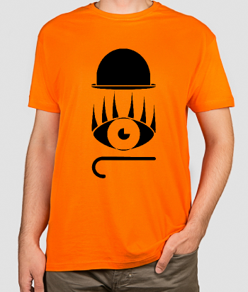 Film T-Shirt Uhrwerk Orange