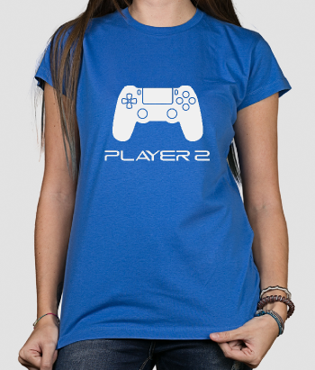 T-shirt player 2