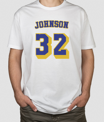 T-shirt Magic Johnson