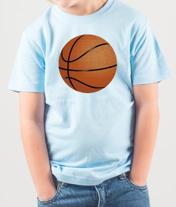 T-shirt sport basketball