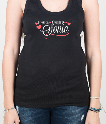 Camiseta despedida personalizable