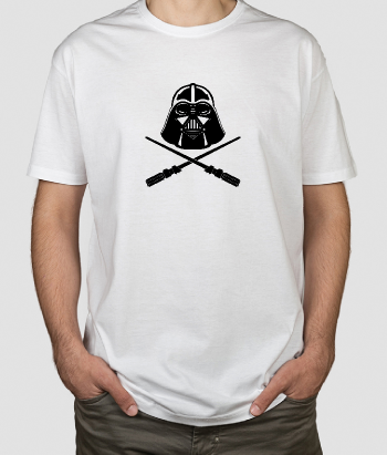 T-shirt Piraten Darth Vader