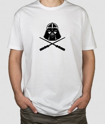 T-shirt cine Vador pirate