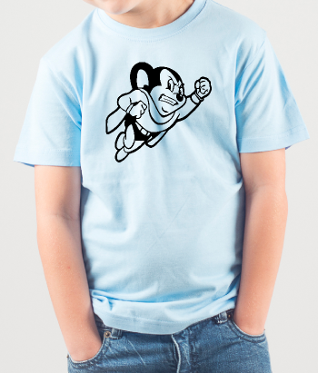 T-shirt Mighty Mouse
