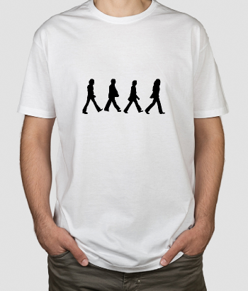 T-shirt Beatles Abbey Road