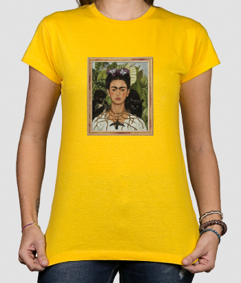 Camiseta original Frida Khalo