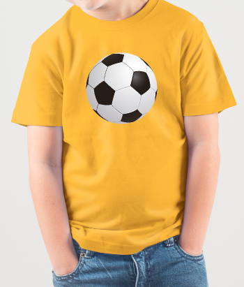 T-shirt voetbal