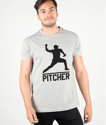 T-shirt pitcher