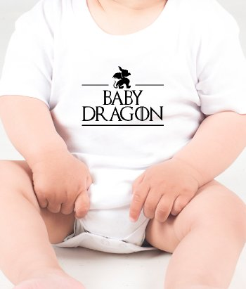 Maglietta GOT baby dragon