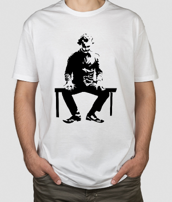 T-shirt film The Joker