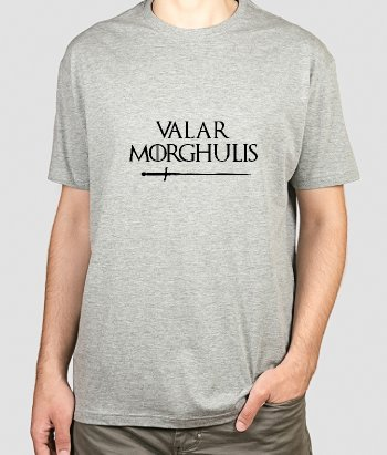 T-shirt Valar Morghulis GOT