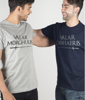 T-shirt Duo Game of Thrones Valar