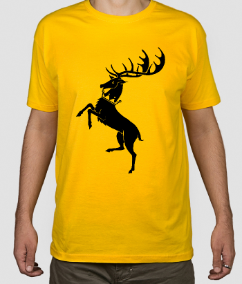 T-shirt Game of Thrones Baratheon