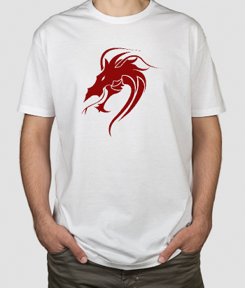 Camiseta original Dragon