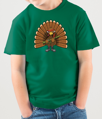 Armed Turkey T-Shirt