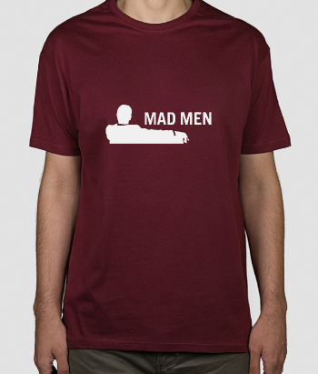 T-shirt serie Mad Men