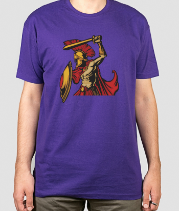 T-shirt cinema Leonidas