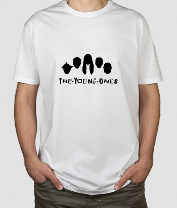T-shirt TV The Young Ones
