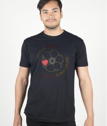T-shirt Sweet Russian Roulette