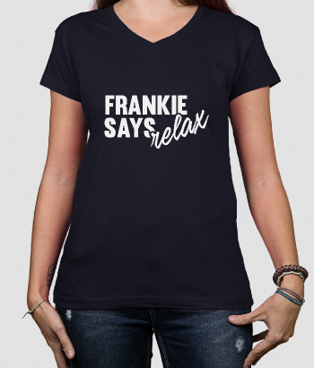 T-shirt Franky Says Relax