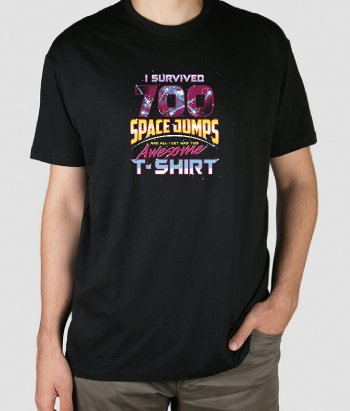 Camiseta I Survived 700 Jumps