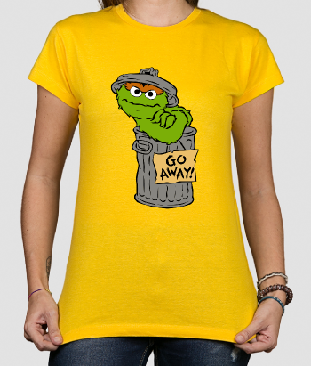 Oscar the Grouch Sesame Street T-Shirt