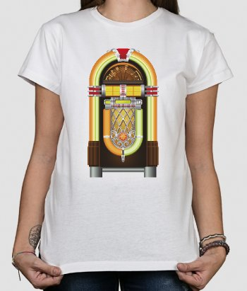 Camisola JukeBox vintage