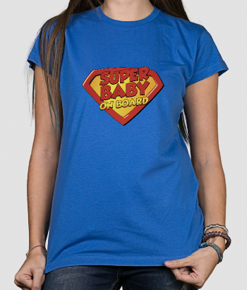 Camiseta original Superbaby