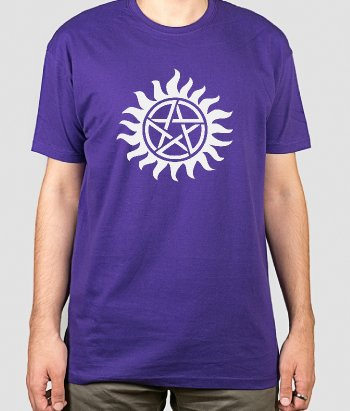 T-shirt serie Supernatural