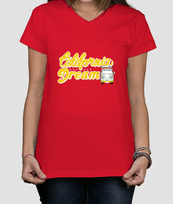 T-shirt California Dream