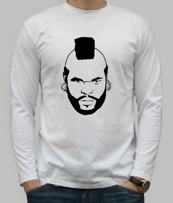 Mr T Portrait T-Shirt