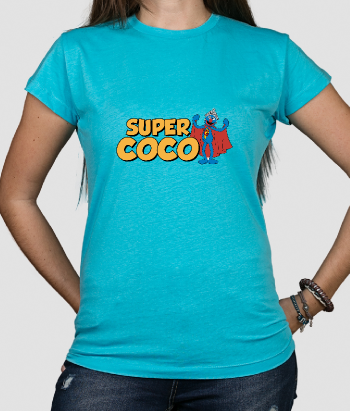Camiseta original Supercoco