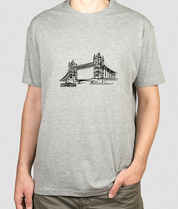 T-shirt locatie London brug