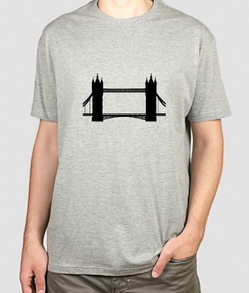 T-shirt locatie London Bridge