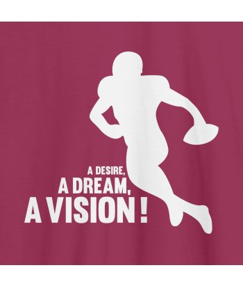 Desire Dream Vision Sports T-Shirt