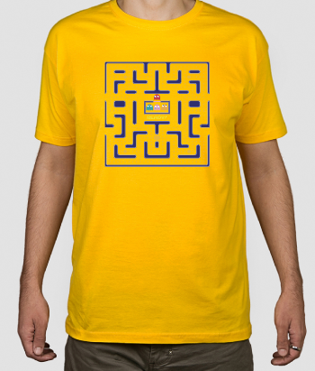 T-shirt Videogame Pacman