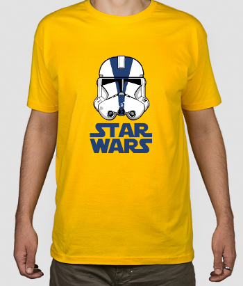Camiseta cine Clone Trooper