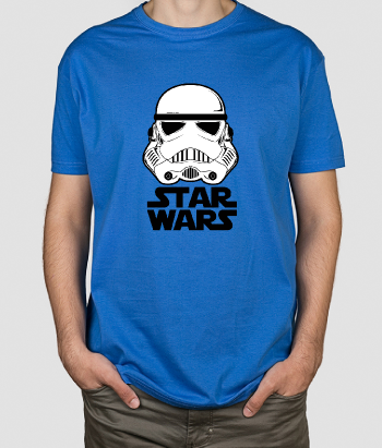 T-shirt film Star Wars Storm Trooper