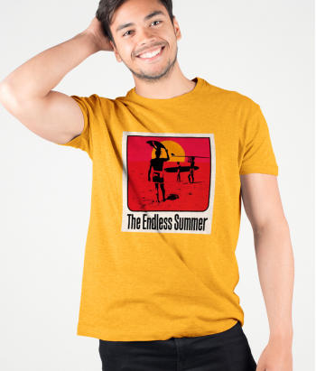 T-shirt surf The Endless Summer