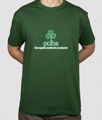 T shirt divertente Sunblock of Ireland